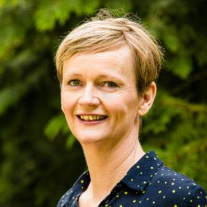 Sandra van der Pas